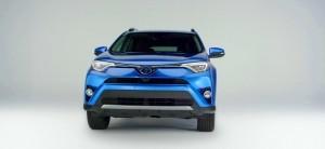 2016 Toyota RAV4 Hybrid Limited 7