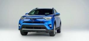 2016 Toyota RAV4 Hybrid Limited 8