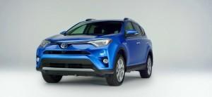 2016 Toyota RAV4 Hybrid Limited 9