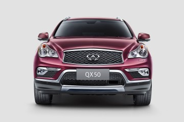 Update1 – Truth Time – 2016 INFINITI QX50 Is A Bad Joke?