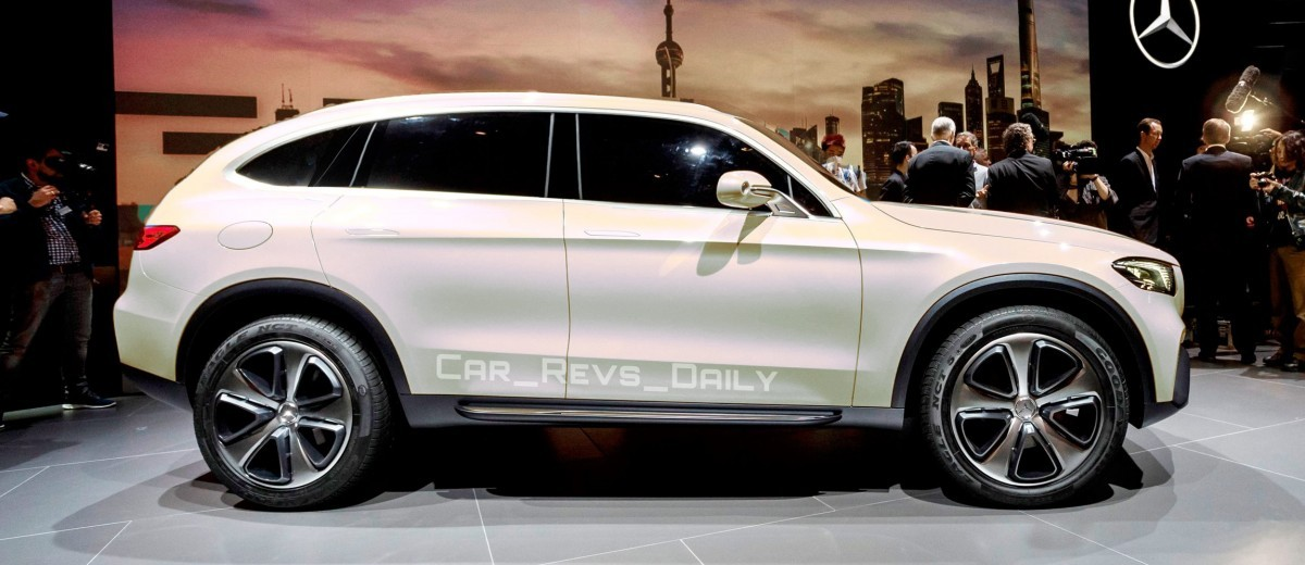 2017 Mercedes-Benz GLC 1