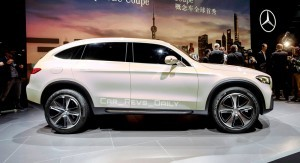2017 Mercedes-Benz GLC 1