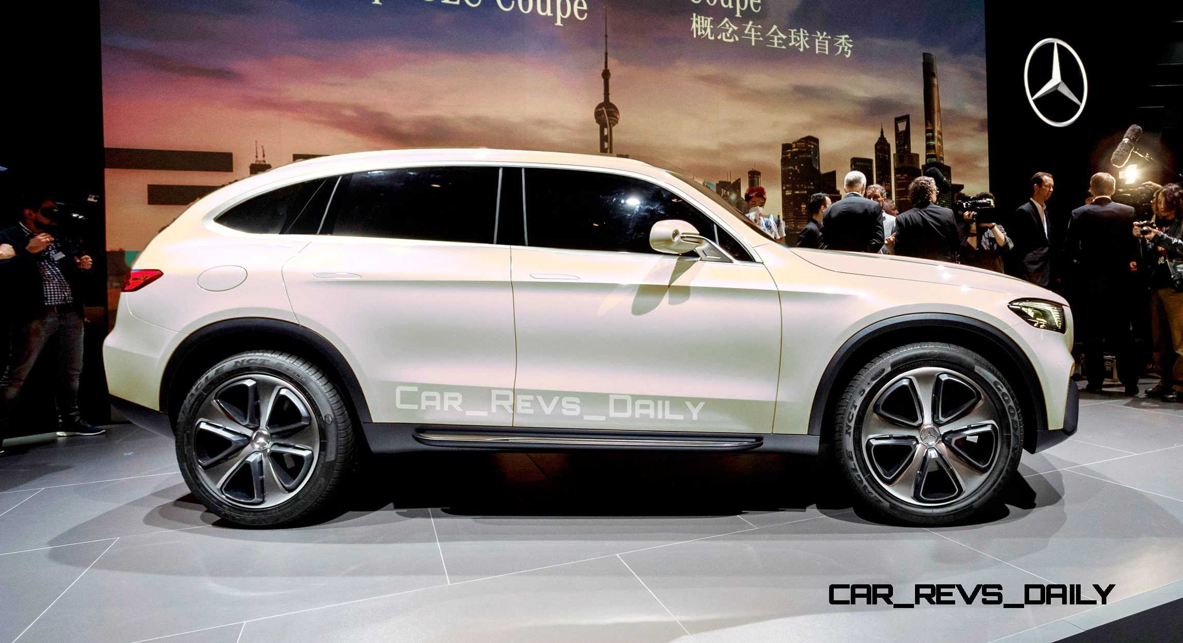 2017 Mercedes Benz Glc 1
