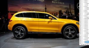 2017 Mercedes-Benz GLC 10