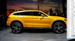 2017 Mercedes-Benz GLC 11