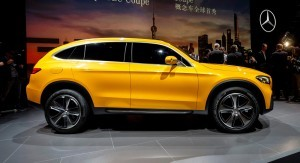 2017 Mercedes-Benz GLC 4
