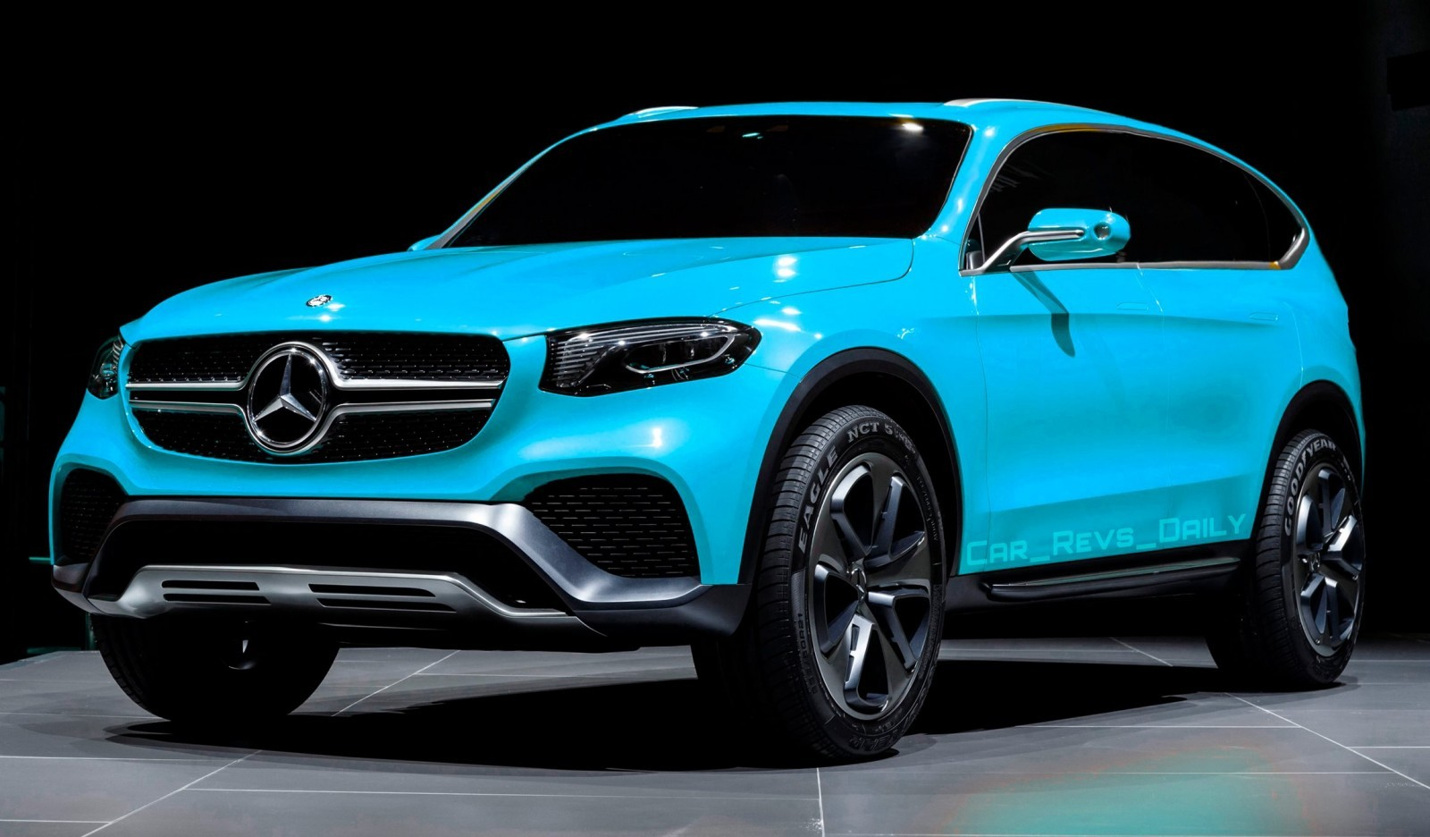Best Luxury Compact Suv >> 2017 Mercedes-Benz GLC