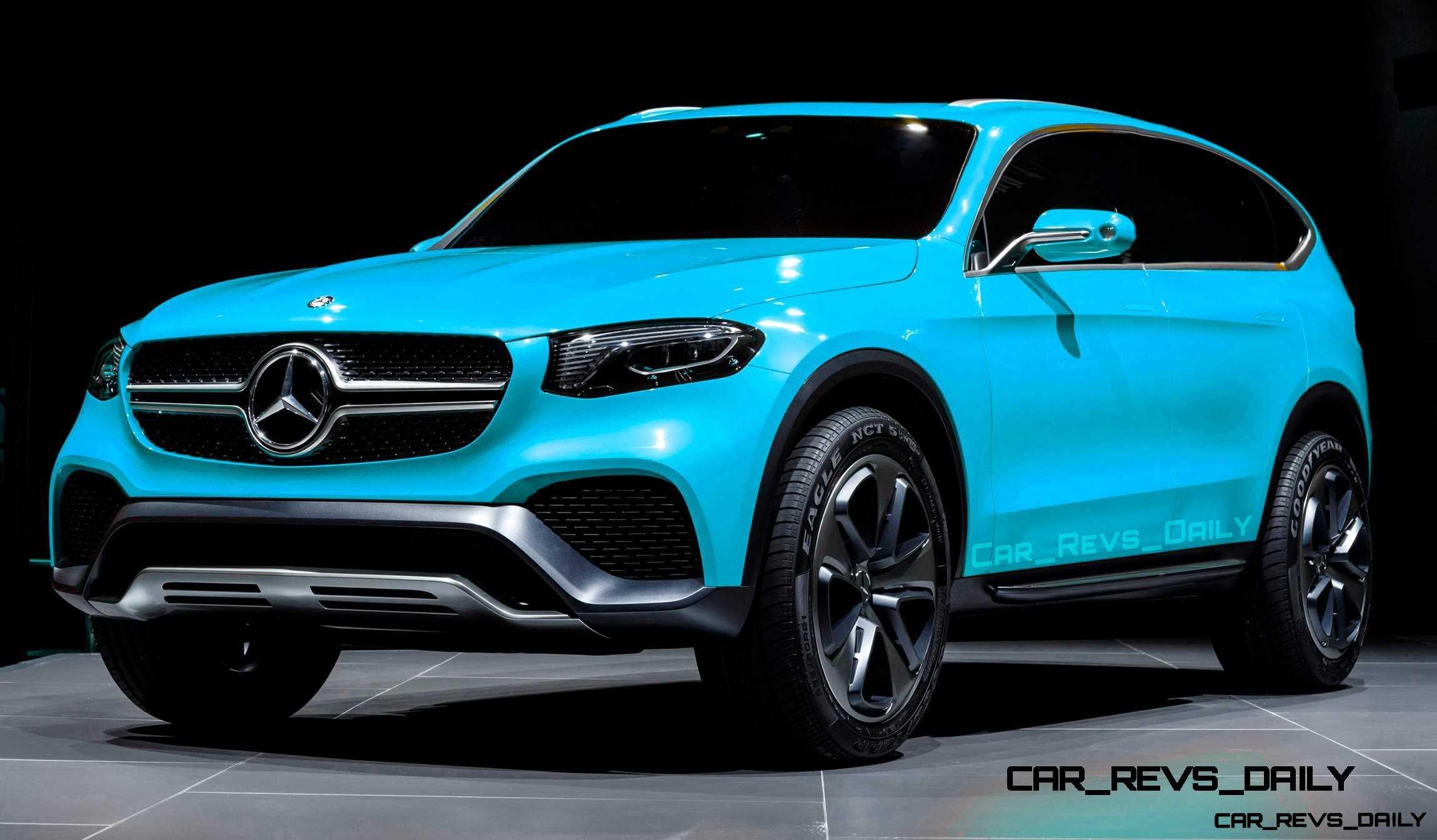 2017 Mercedes-Benz GLC 6