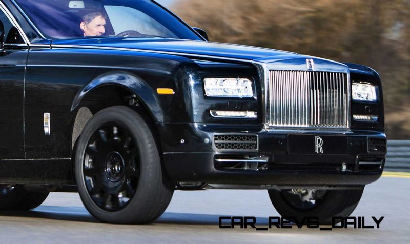 2017 Rolls-Royce SUV Project Callinan Test Mules 3