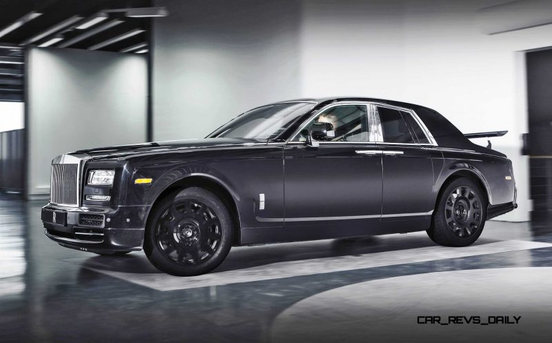 2017 Rolls-Royce SUV Project Callinan Test Mules 4