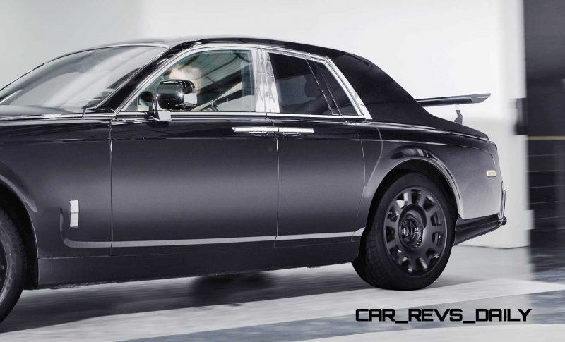 2017 Rolls-Royce SUV Project Callinan Test Mules 5