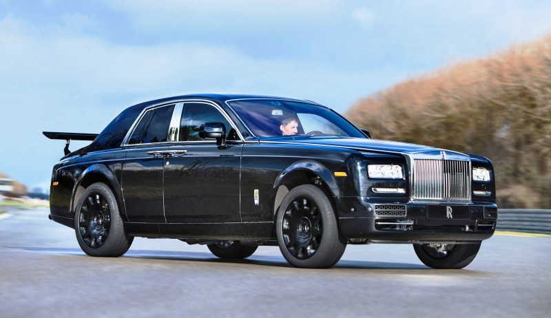 2017 Rolls-Royce SUV Project Callinan Test Mules 8