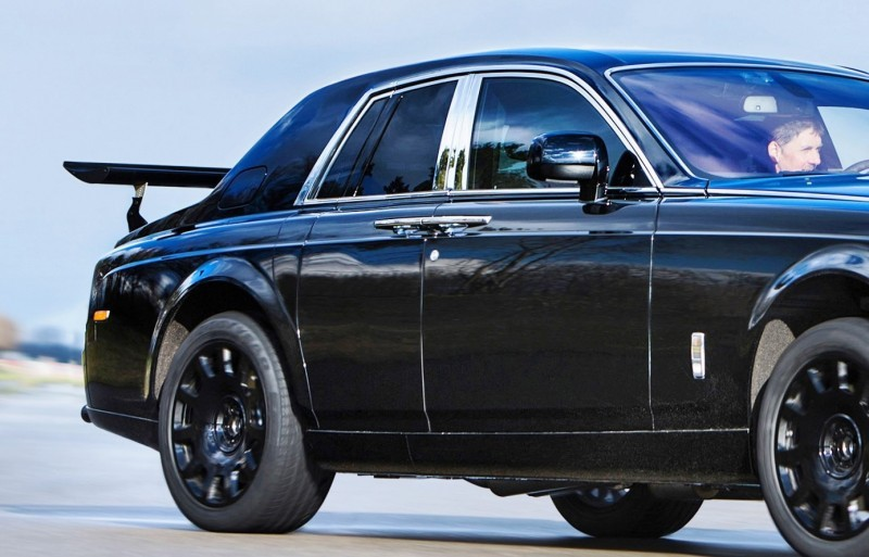 2017 Rolls-Royce SUV Project Callinan Test Mules 9