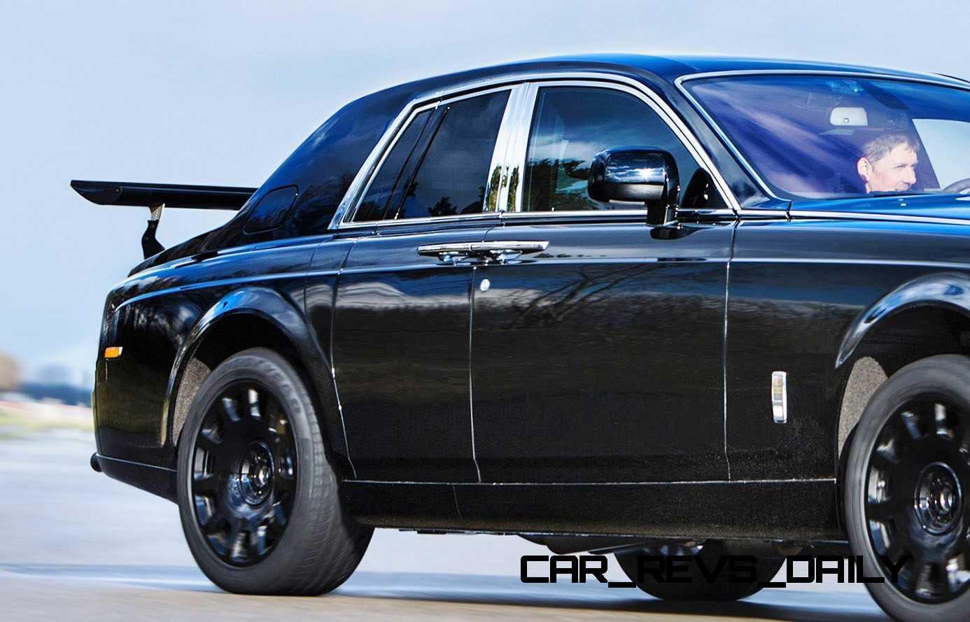 2017 Rolls Royce Suv Project Cullinan