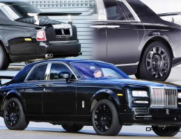 2017 Rolls-Royce SUV – 'Project CULLINAN' Suspension and AWD Test Mules Rolling