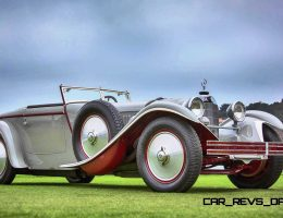 Hall of Fame – 1928 Mercedes-Benz 680S Torpedo Roadster by Carrosserie J. Saoutchik