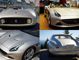 2015 Ferrari California T by Tailor Made Evokes Hollywood Royalty of 'Grigio Ingrid' 375MM