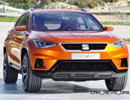 Best of Awards – 2015 SEAT 20V20 Concept In 55 New Outdoor Photos