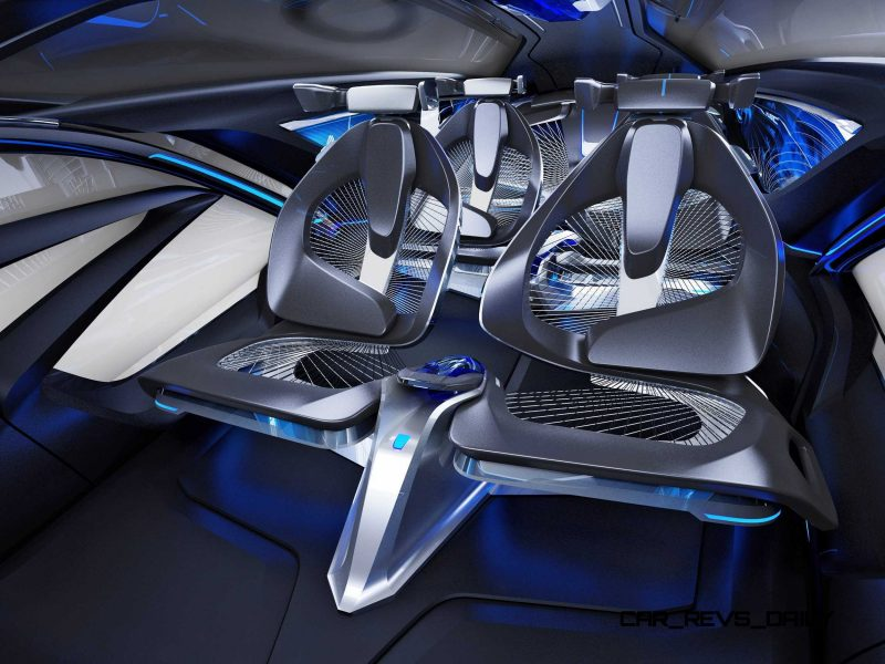 Best of Shanghai - 2015 Chevrolet FNR Concept 13