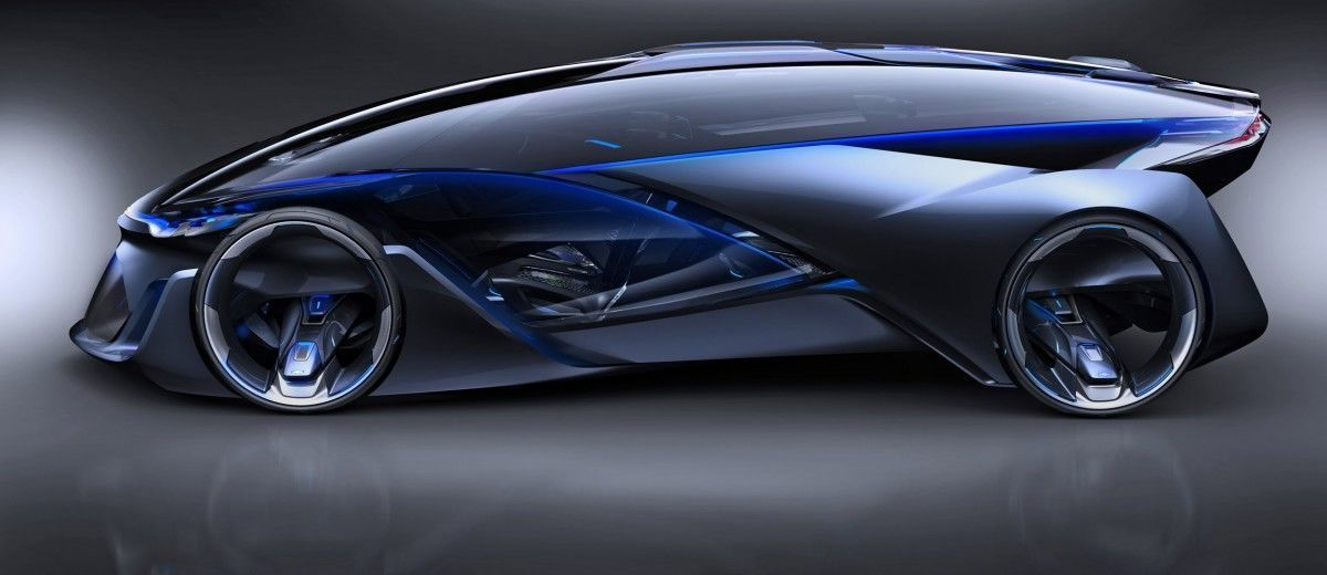 Best of Shanghai - 2015 Chevrolet FNR Concept 14