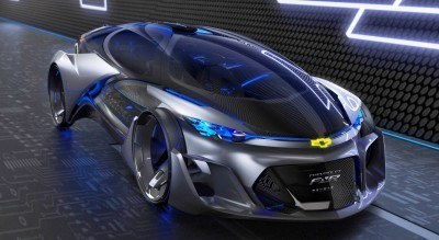 Best of Shanghai - 2015 Chevrolet FNR Concept 15