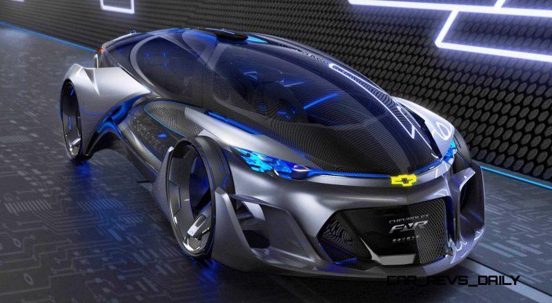 Best of Shanghai - 2015 Chevrolet FNR Concept 15