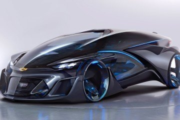 Best of Shanghai - 2015 Chevrolet FNR Concept 2