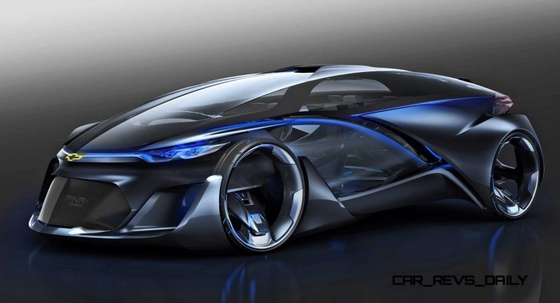 Best of Shanghai - 2015 Chevrolet FNR Concept 6