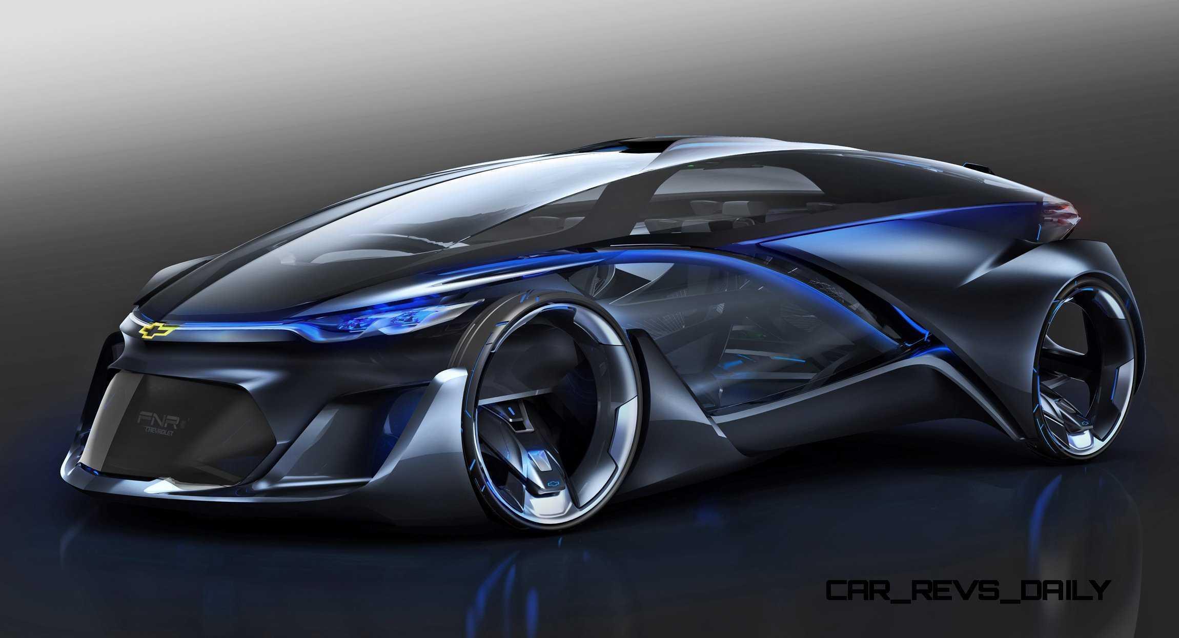 Chevy Concept Cars 2015 2015 Chevrolet FNR Con...