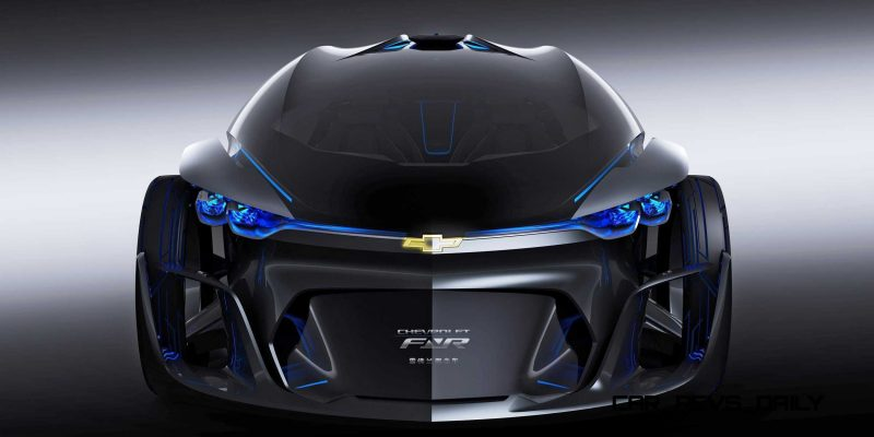 Best of Shanghai - 2015 Chevrolet FNR Concept 7