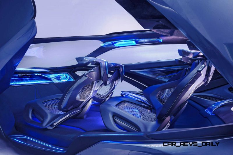 Best of Shanghai - 2015 Chevrolet FNR Concept 8