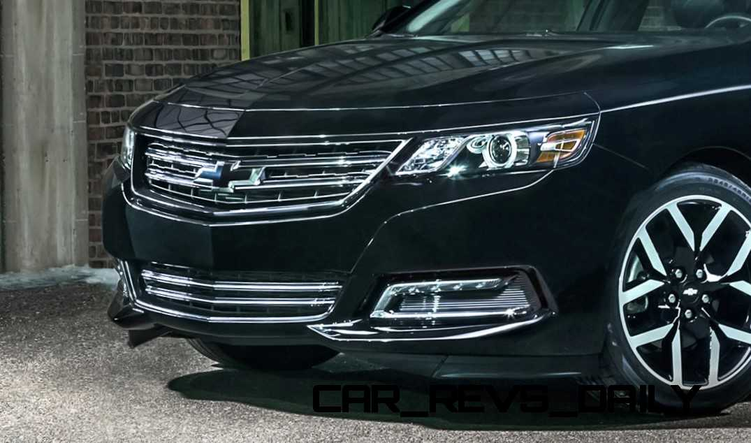 2016 Chevrolet Impala Midnight Edition Heads To Production