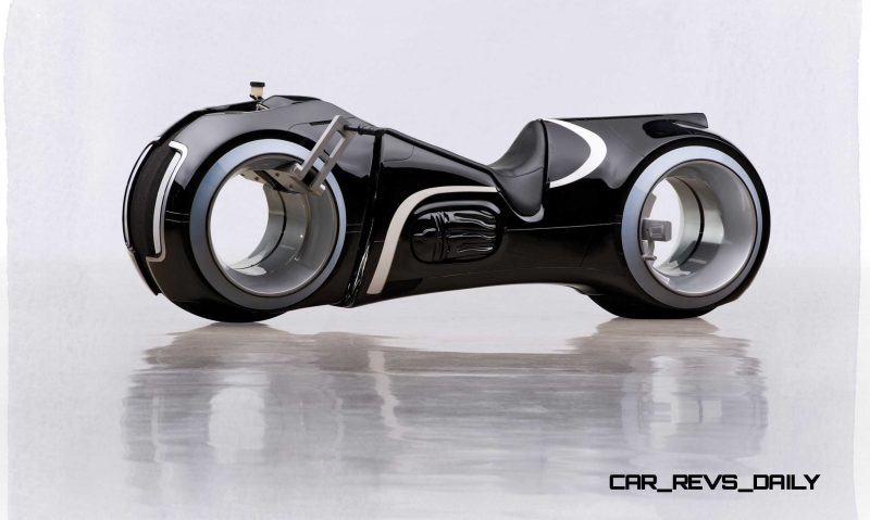 Custom TRON Light Cycle for Sale 1