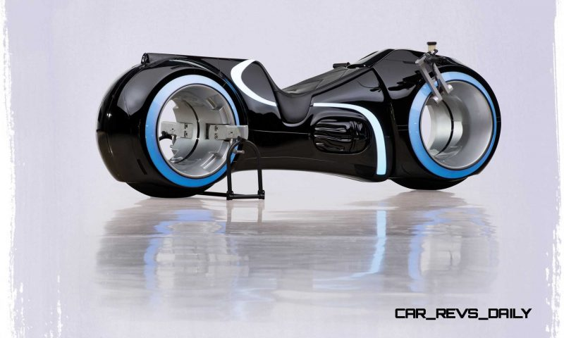 Custom TRON Light Cycle for Sale 3