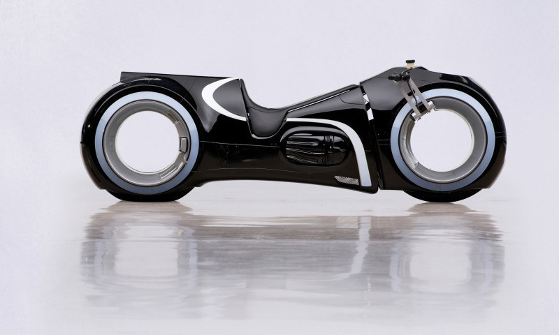 Custom TRON Light Cycle for Sale 7