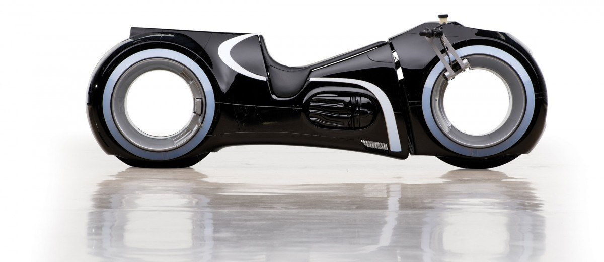 Custom TRON Light Cycle for Sale 8