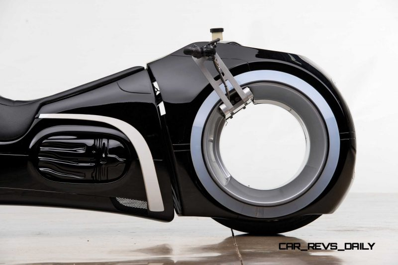 Custom TRON Light Cycle for Sale 9