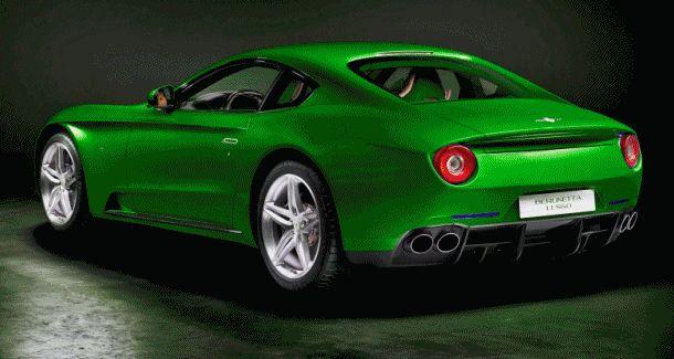 Digital Colorizer - Superleggera Berlinetta Lusso in 25 Fantastic New Hues!