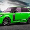 Digital Renderings - StarTech Range Rover 6x6 Long-Box Pickup Truck - 2 Angles + 30 Colors 25
