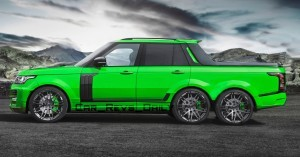 Digital Renderings - StarTech Range Rover 6x6 Long-Box Pickup Truck - 2 Angles + 30 Colors 9 copy