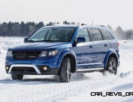 Road Test Review – 2015 Dodge Journey Crossroad AWD By Ken Glassman