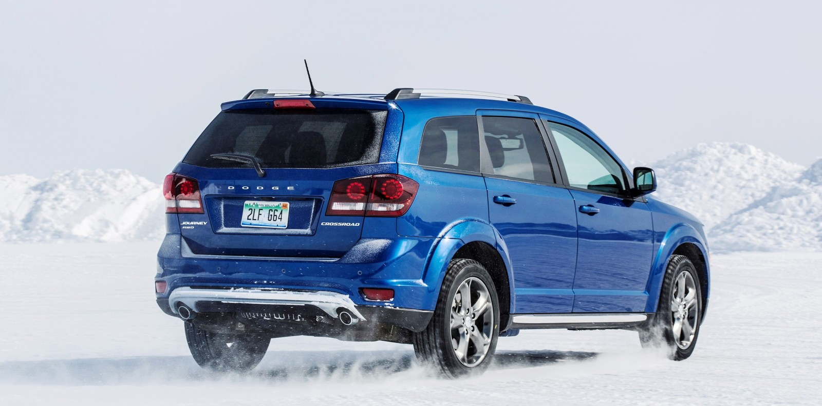 2015 Dodge Journey Crossroad >> 2015 Dodge Journey Crossroad AWD Review