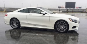 First Drive Review - 2015 Mercedes-Benz S550 Coupe 10