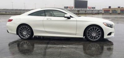 First Drive Review - 2015 Mercedes-Benz S550 Coupe 11