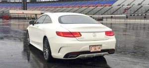 First Drive Review - 2015 Mercedes-Benz S550 Coupe 17