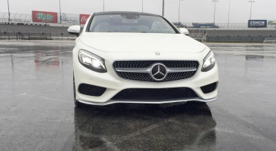 First Drive Review - 2015 Mercedes-Benz S550 Coupe 2