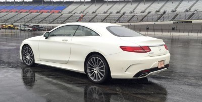 First Drive Review - 2015 Mercedes-Benz S550 Coupe 21
