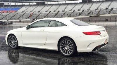First Drive Review - 2015 Mercedes-Benz S550 Coupe 23