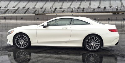 First Drive Review - 2015 Mercedes-Benz S550 Coupe 27
