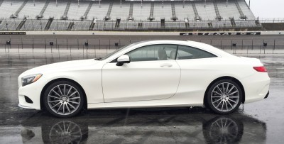 First Drive Review - 2015 Mercedes-Benz S550 Coupe 29